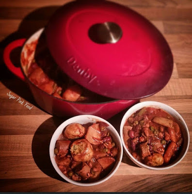 Slimming World Friendly Recipe:- Syn Free Sausage Casserole