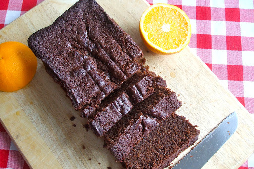 nigella lawson chocolate orange marble cake