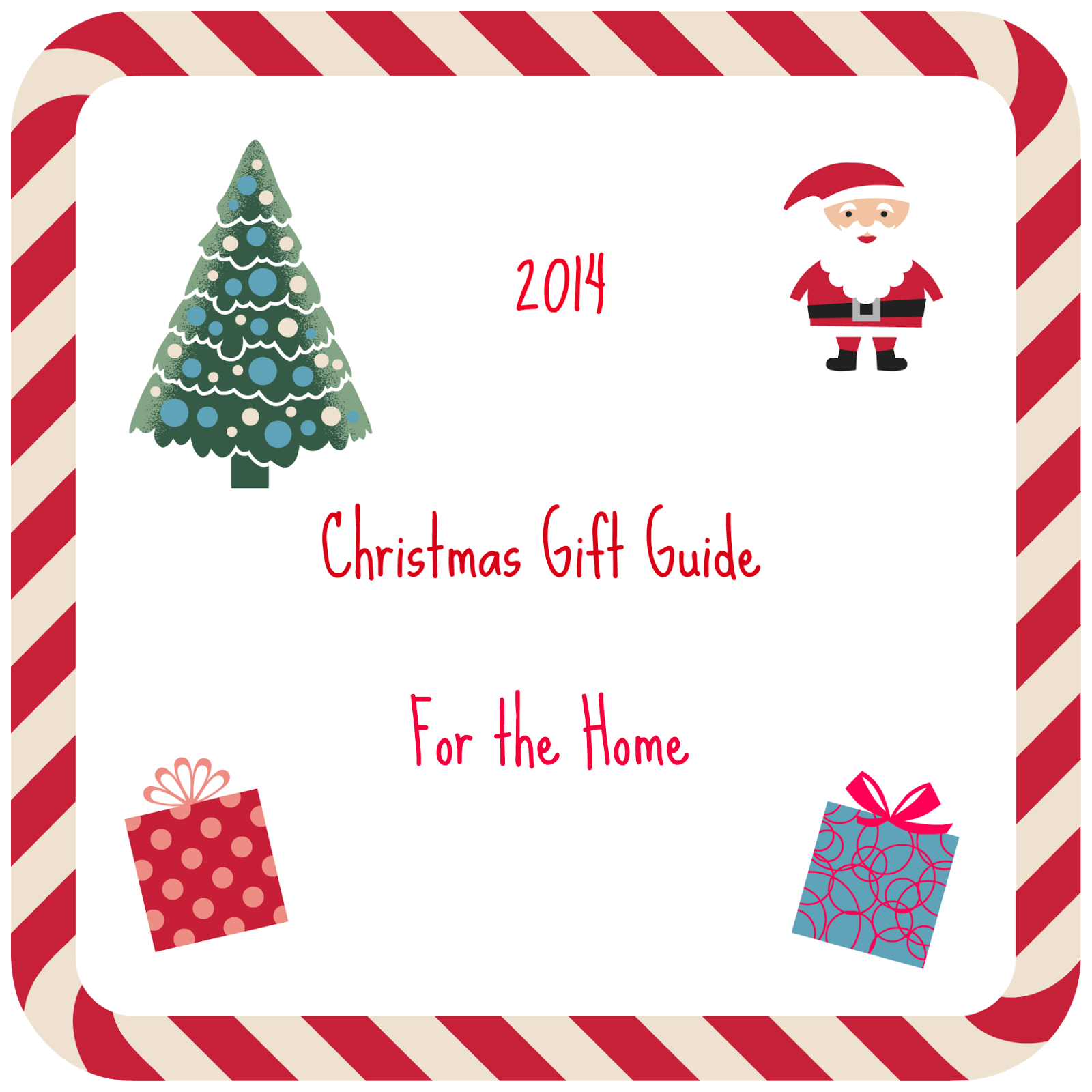 Christmas gifts for around the home