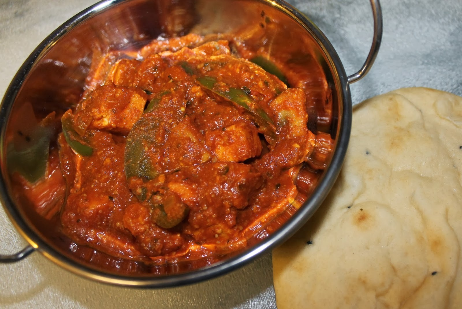 Paneer and Vegetable Tikka Masala