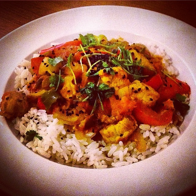 CLASSICS REVISITED: JALFREZI FRENZY