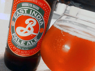 Panimosta pamahtaa: Brooklyn Brewery East India Pale Ale