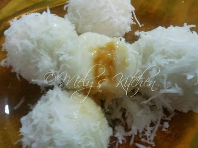 Pineapple-Coconut Rice Balls