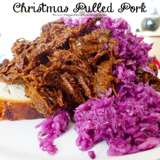 Christmas Pulled Pork