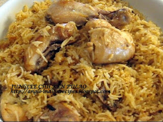 JUNGLEE CHICKEN PULAO