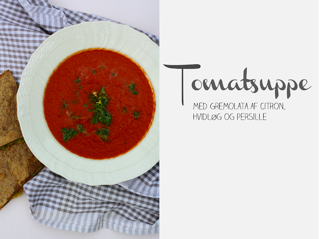 Den ultimative tomatsuppe