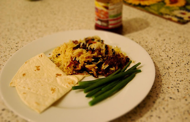 Curry Night #08 Rick Stein's Lamb Biryani Recipe