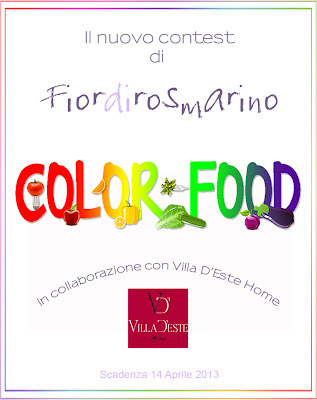 Contest ColorFood terminato!