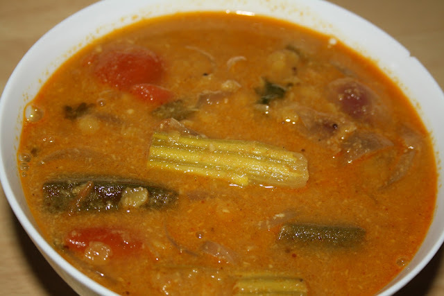 Different Types Of Sambar - സാമ്പാര്‍