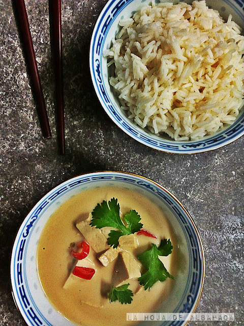 Vegan Tom Kha  Gai Soup