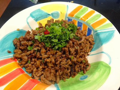 Keema Spicy Minced Meat