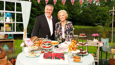 Great British Bake Off, Episode One