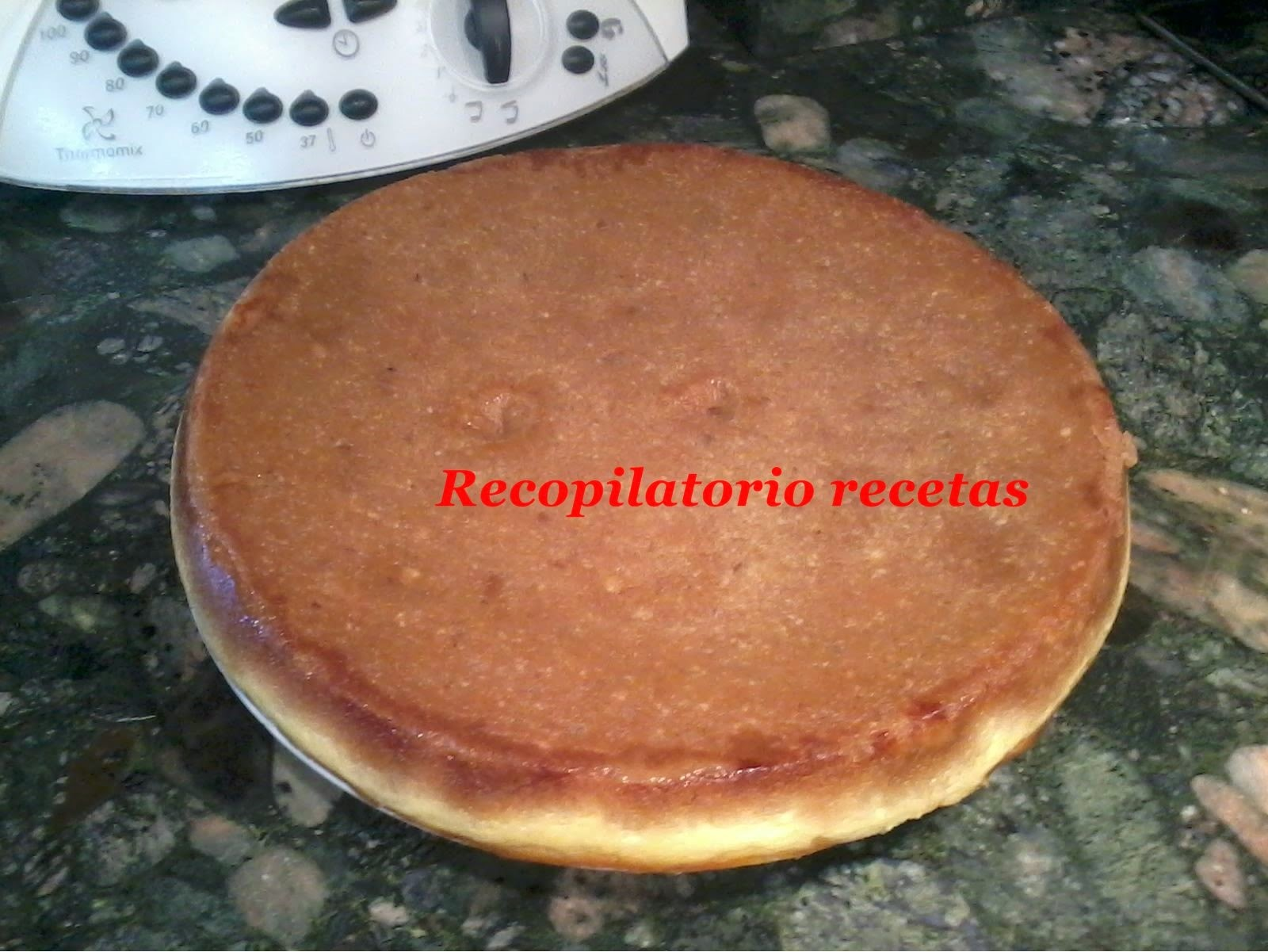 Base de tarta: galleta y almendra en thermomix