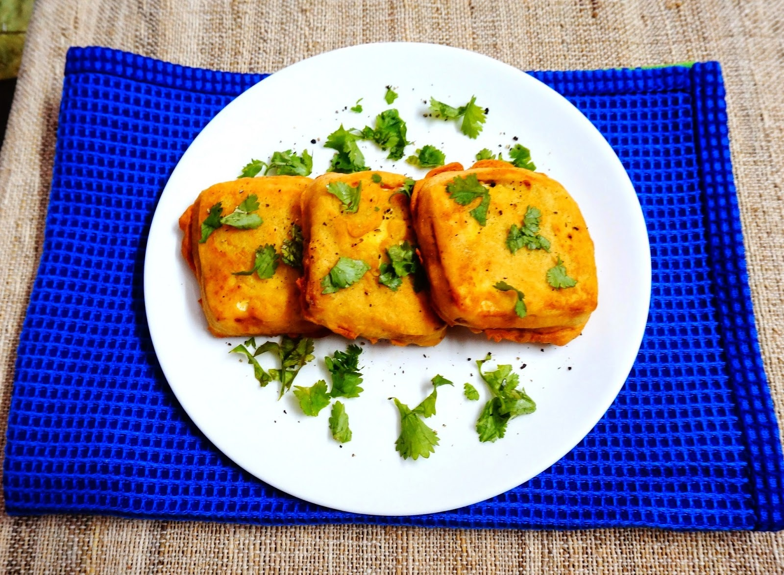 paneer pakora in hindi