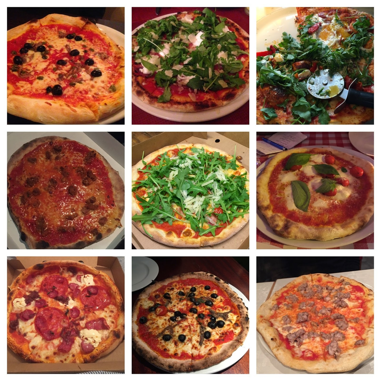 Review: The best and worst pizzas in Brighton