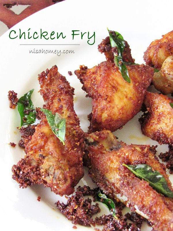 Kerala Style Chicken Fry | How To Make Nadan Chicken Fry