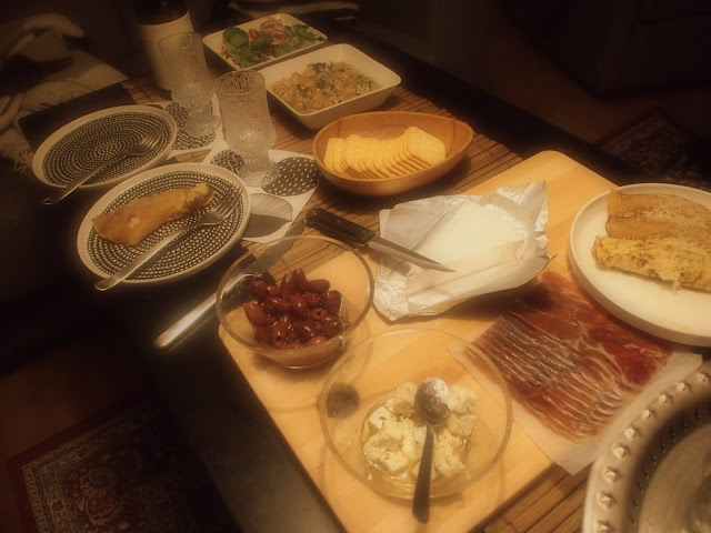 Tapas night