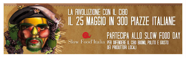 Slow Food Day e Buono come il Pane