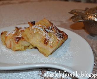 recettes de dessert leger aux pommes poires mytaste. Black Bedroom Furniture Sets. Home Design Ideas