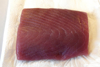 Thunfisch-Loin in 4 Variationen
