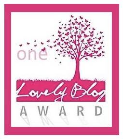 "Premio... ""One Lovely Blog Award"""