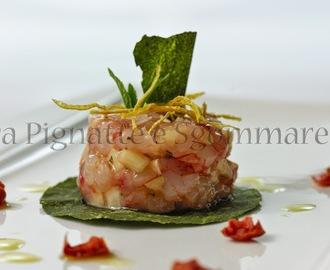 Ricette di gambero rosso ricette pesce mytaste for Gambero rosso ricette
