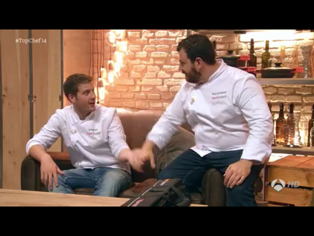 Top Chef 3.14: Bratwurst vs Fartón, la final soñada