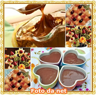 Strogonoffe de Chocolate