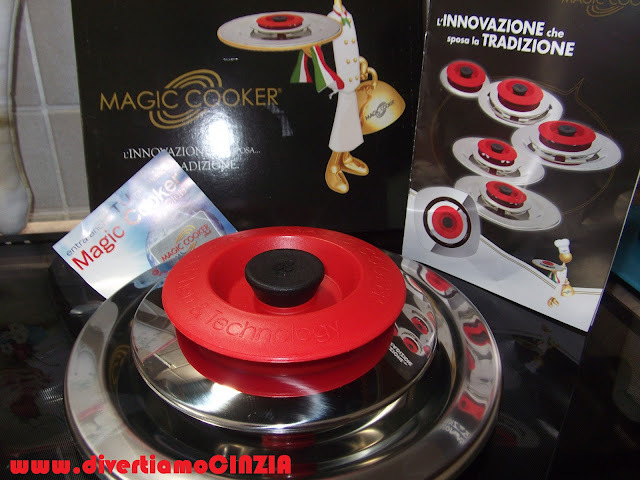 COLLABORAZIONE MAGIC COOKER