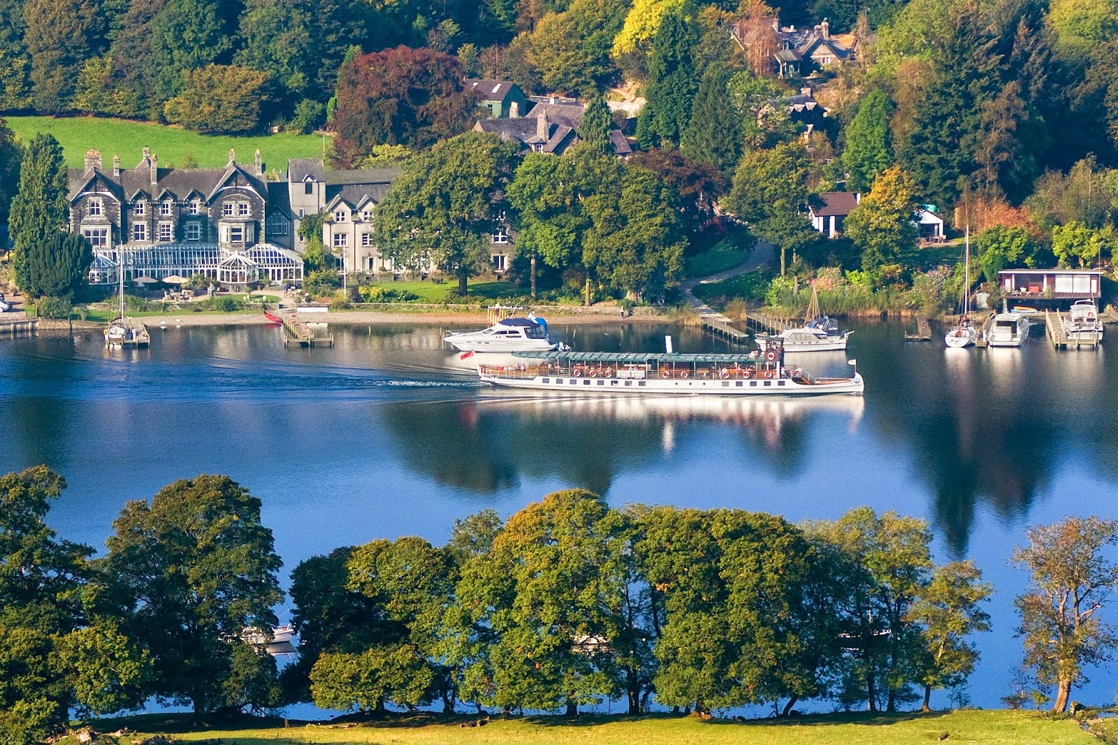 Lakeside Hotel and Spa Review - Lake District - Lake Windemere