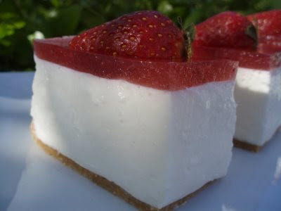 Tarta de Yogurt