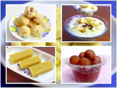 DIWALI SPECIAL RECIPES