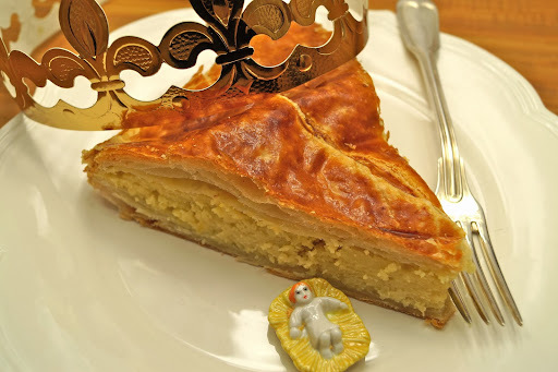 Galette des rois citron-amande version Thermomix