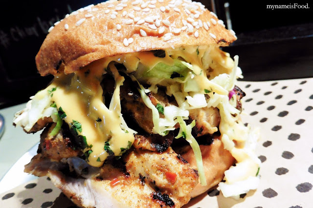 Chur Burger's New Menu Tasting, Fortitude Valley, Brisbane