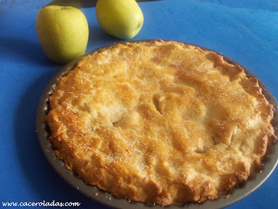 Pie de manzana (Apple pie)