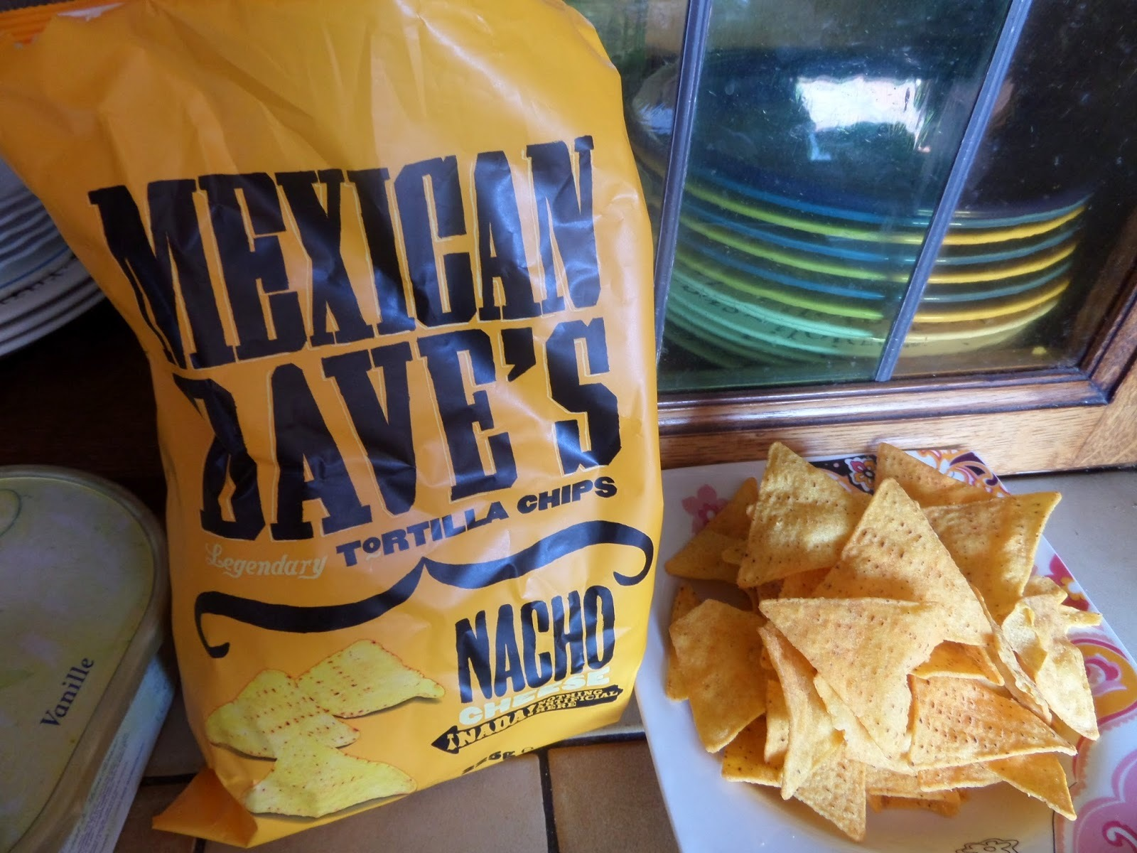 Mexican Dave's Nacho Tortilla Chips review & recipe