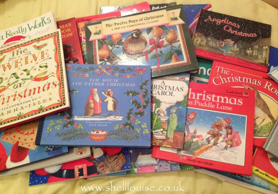 Story Books for Advent