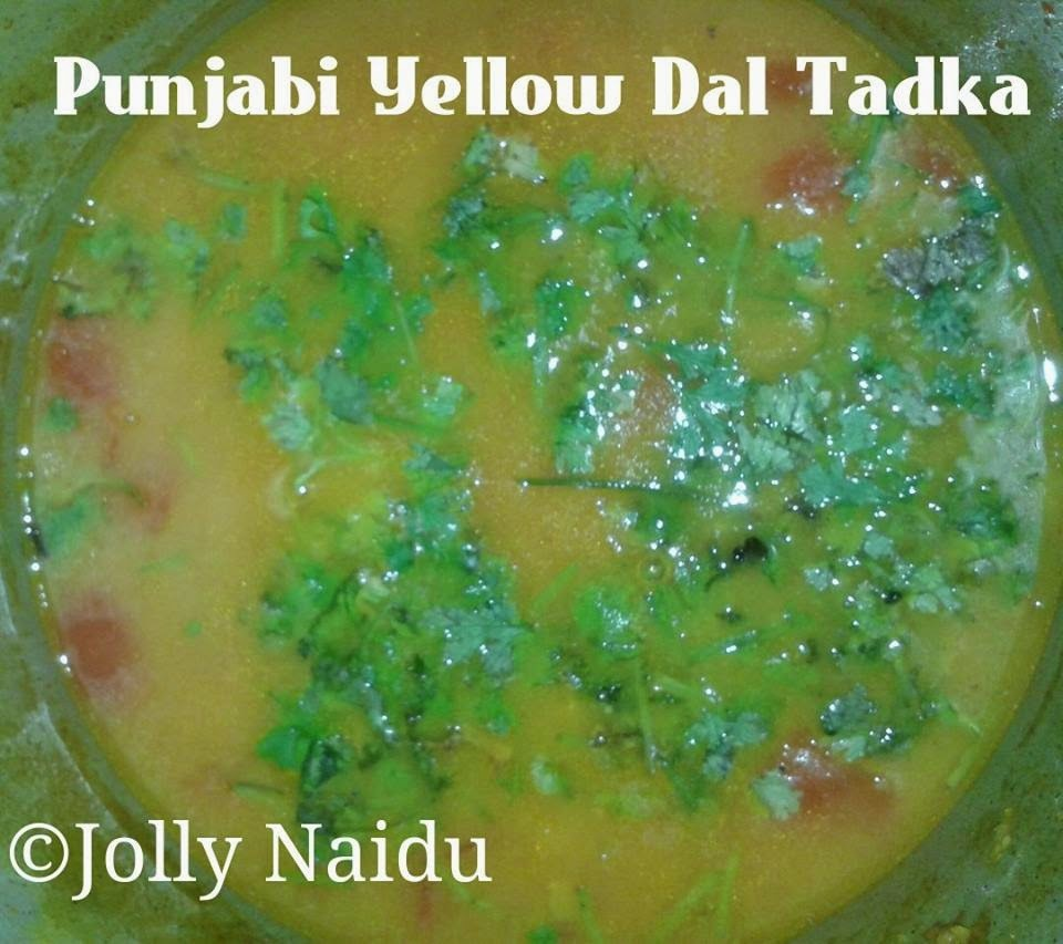 Punjabi Yellow Dal Tadka in Dhabha Style | Moong-Masoor Dal Recipe