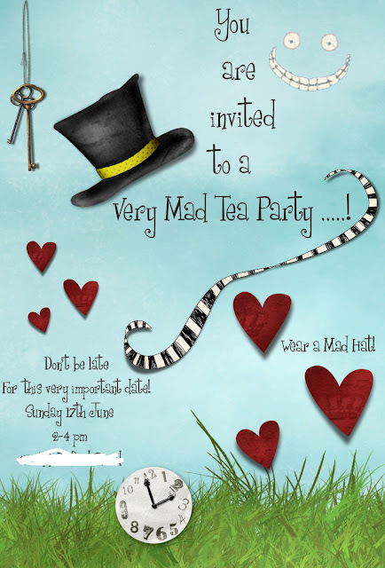 Mad Hatters Tea Party!