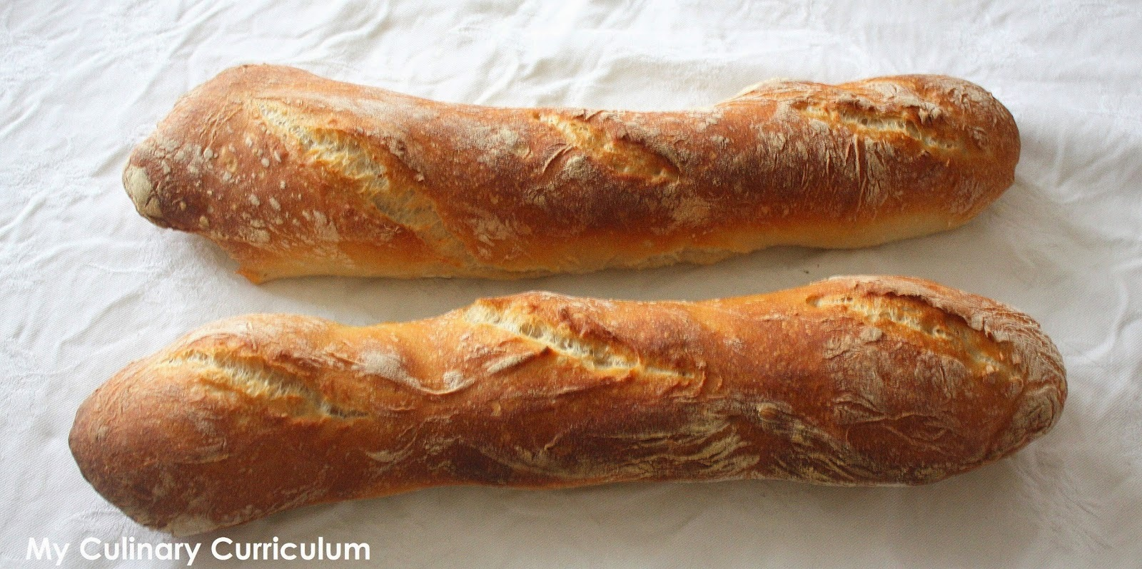 Gros pain (Recette d'Eric Kayser) (Large bread (Eric Kayser recipe))