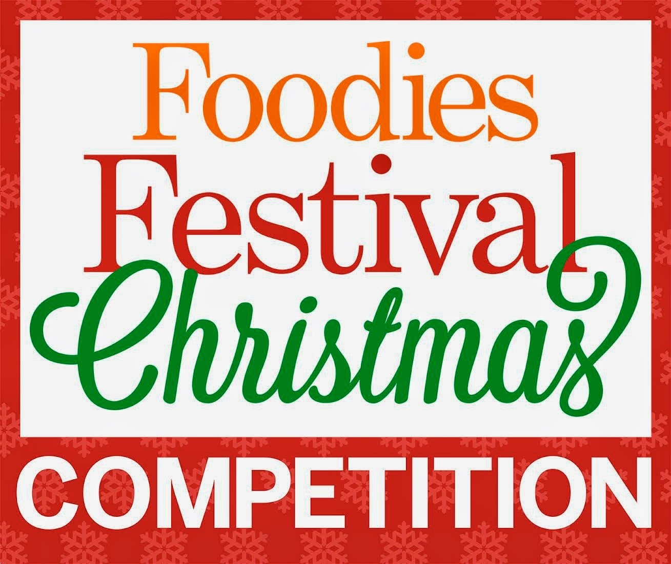 Win tickets to Foodies Festival Christmas