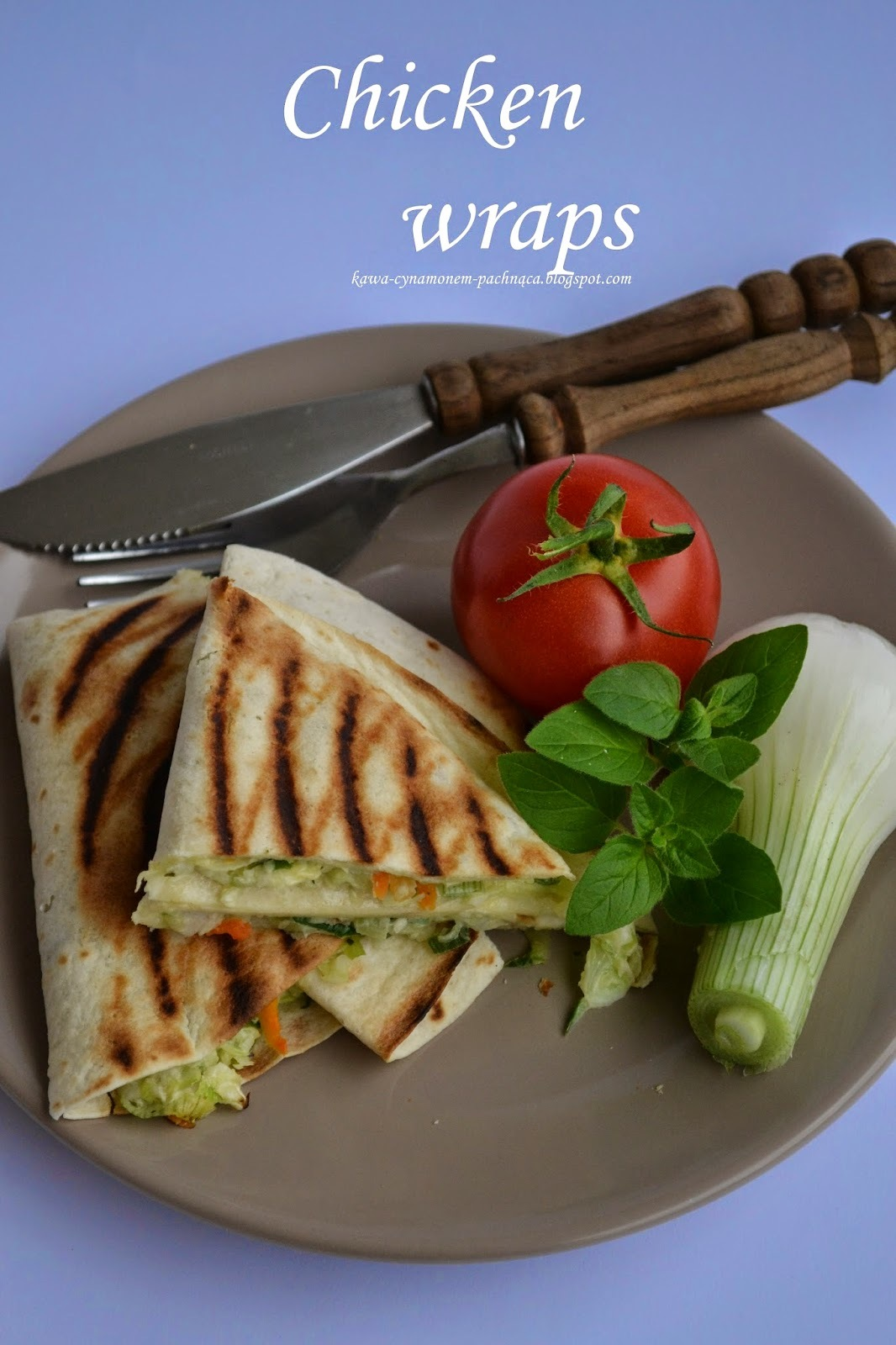 CHICKENS WRAPS
