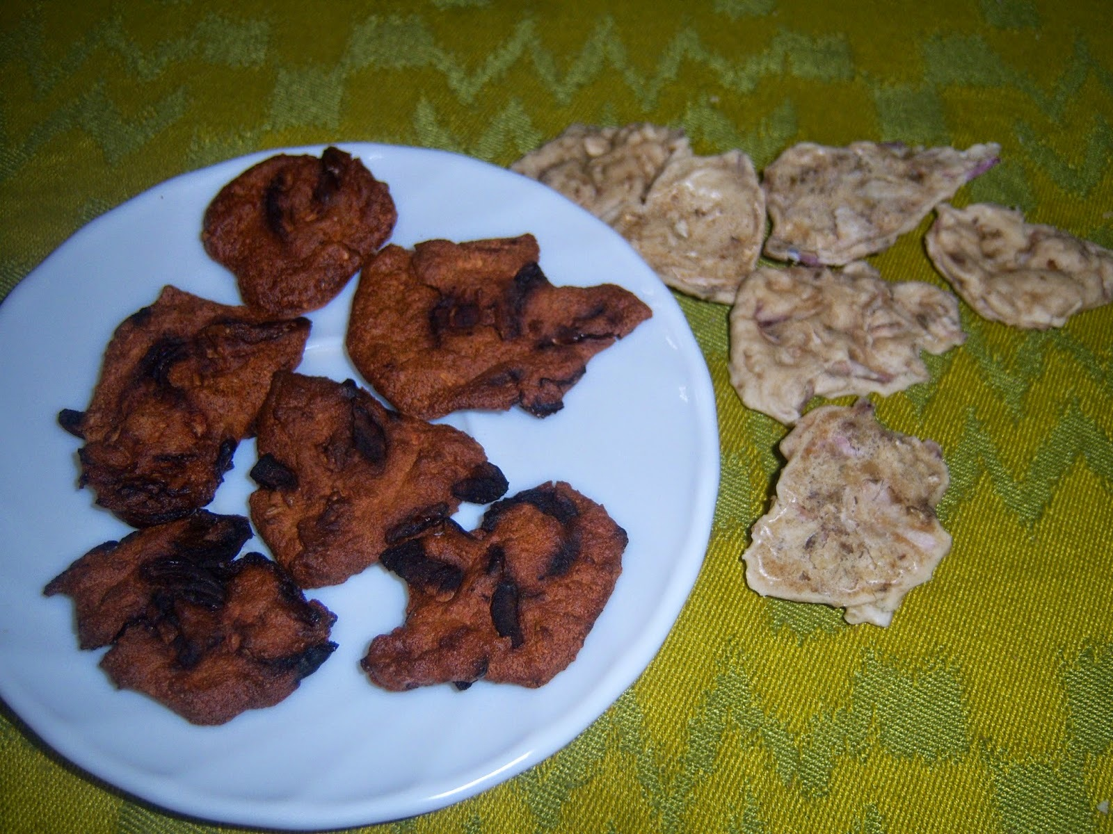Ulli Vadiyalu -- Sun Dried Onion Fryums -- How to make Ulli Vadiyalu
