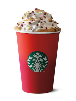 Starbucks Christmas Drinks & 2016 Starbucks Planner!!