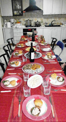 CI TRATTENIAMO ANCORA UN PO'? THE CHRISTMAS IS ON THE TABLE PART II ... CAPODANNO ED EPIFANIA...