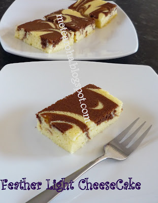 Feather Light CheeseCake