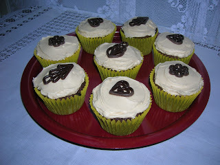 Chocolate & Caramel Cupcakes - We Should Cocoa 3