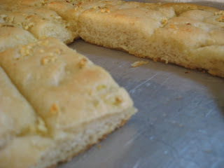 easy breadsticks no yeast