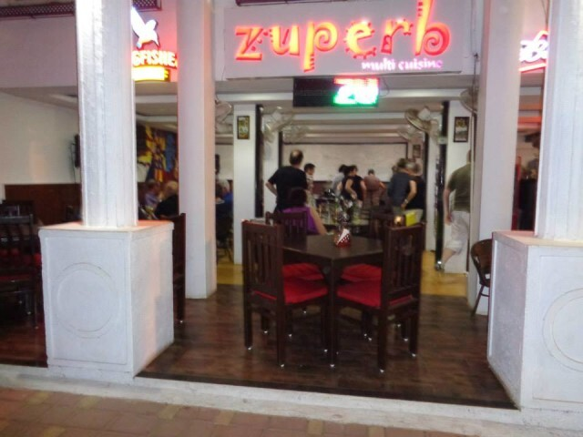 Restaurant review: Zuperb Roast & Grills