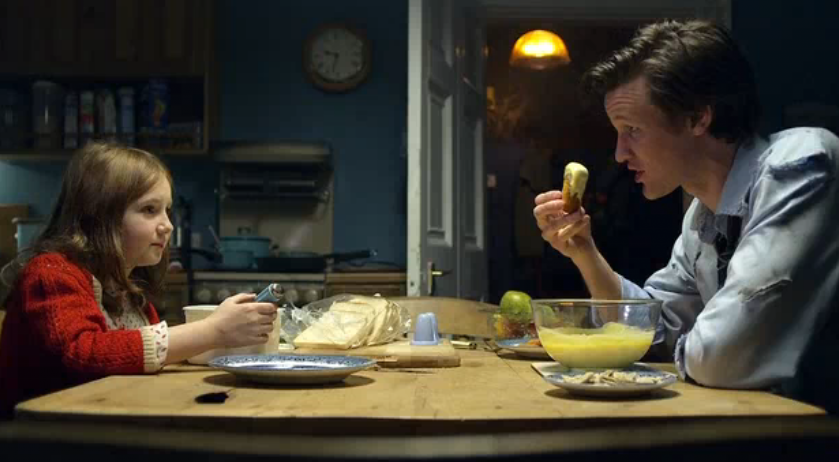 Doctor Who – Fish Fingers and Custard